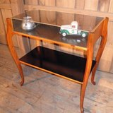 Antique Danish Curio Table in Ramstein, Germany