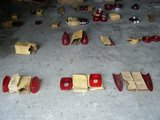 NOS Various Vintage Tail Light Lens & Misc in Baytown, Texas