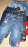 6 mos - 4T clothing for girl in Kingwood, Texas