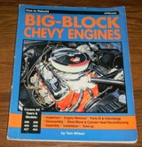 HOW TO REBUILD CHEVY BIG-BLOCK ENGINES HP Book PB in Kingwood, Texas