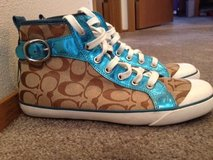 Nice Coach High Tops in Tacoma, Washington